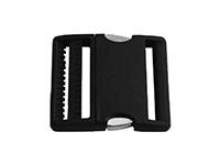 ALU-MAX® 4002A All Aluminum Adjustable Side-Release Buckles
