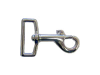 148Z Square Swivel Bolt Snap Hooks