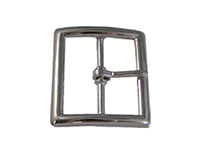 899Z Contoured Center Bar Buckles