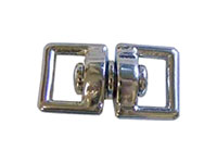 179Z Square Eye Double End Swivels