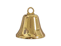 6186SB Brass Liberty Bells