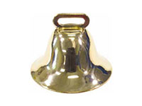 6186 SB Brass Liberty Bells