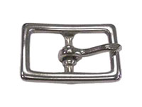 121SS Center Bar Buckles