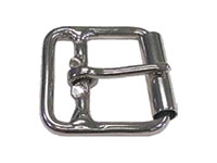 999SS Double Bar Roller Buckles