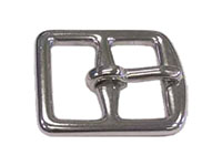 1180SS Center Bar Girth Buckles