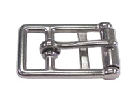 1235SS Girth Buckles with Roller