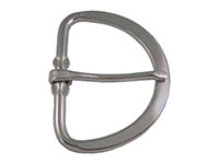 10890SS Low Flat Dee Girth Buckles