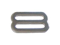 1 Inch (in) Inside Width (A) Nickel Plated Finish Special Heavy Slide
