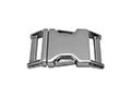 3001Z Zinc Die-Cast All Metal Contoured Side-Release Buckles
