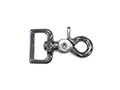 5015Z Square Swivel Heavy Trigger Snap Hooks