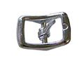 9481Z Concave Center Bar Buckles
