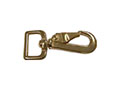 848B Square Swivel Spring Snap Hooks