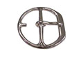 1038SS Heavy Center Bar Girth Buckles