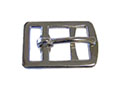 1280ST Stamped English Double Bar Buckles