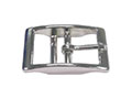 146Z Square Corner Double Bar Buckles